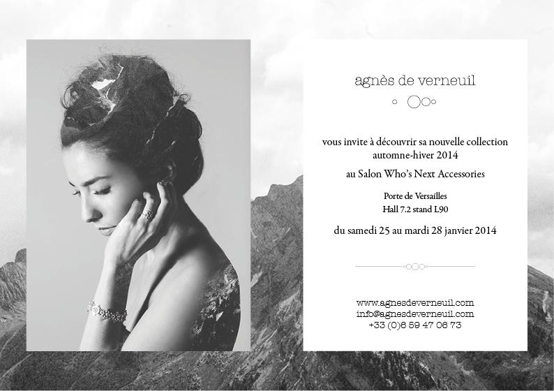 Whos Next Agnes de Verneuil AW2014 Fr
