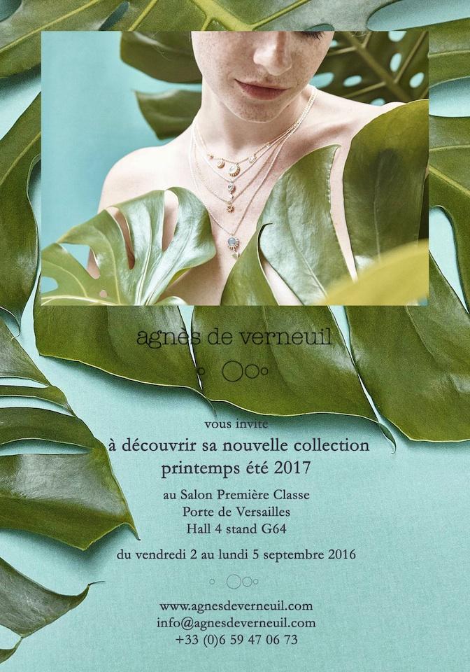 Invit Premiere Classe Bijoux Agnes de Verneuil PE2017