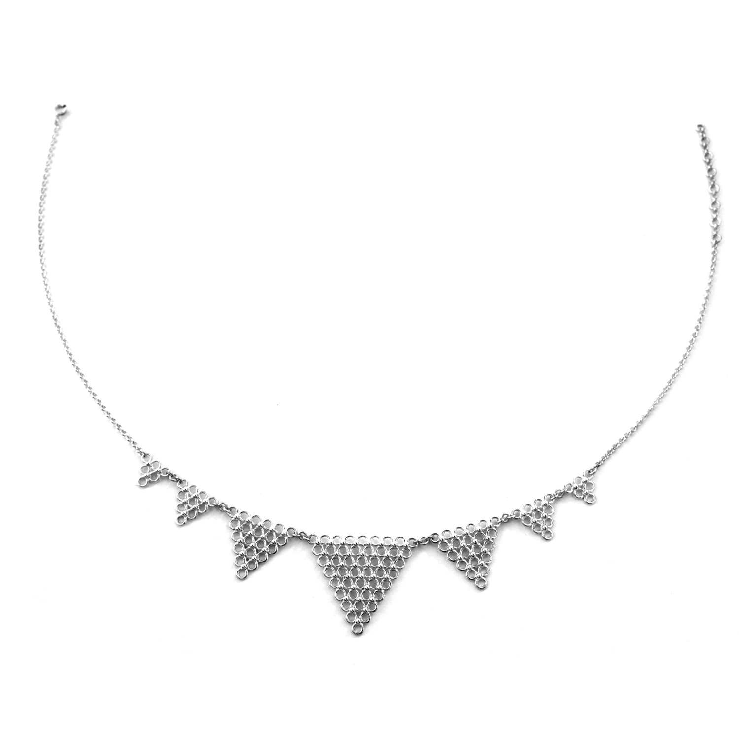 Collier Triangles Jali