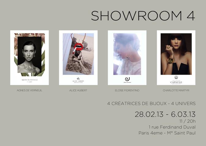 Showroom 4 - Agnès de Verneuil