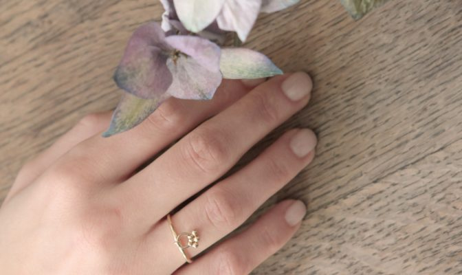 bague grelots bijoux Agnes de Verneuil