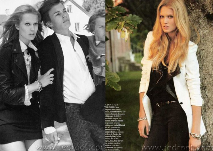 Vogue Spain, novembre 2010