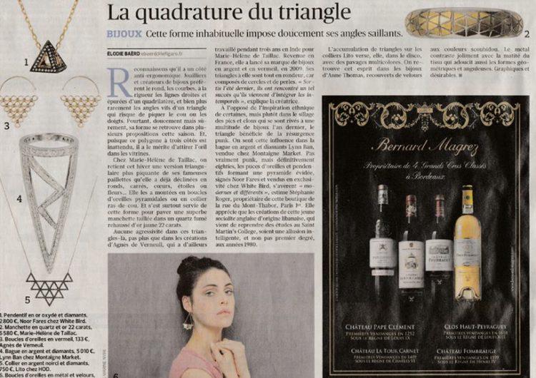 Le Figaro & Vous, Octobre 2013