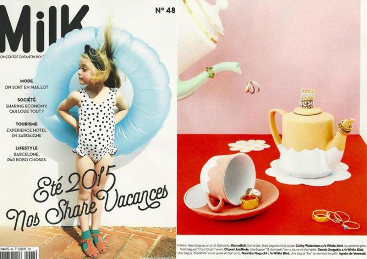 Milk, Juin 2015