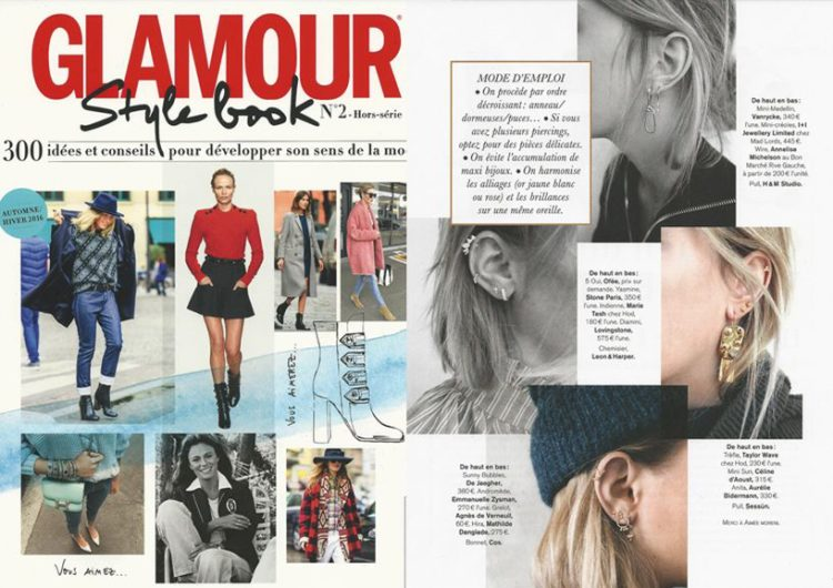 Glamour Style Book, Octobre 2015