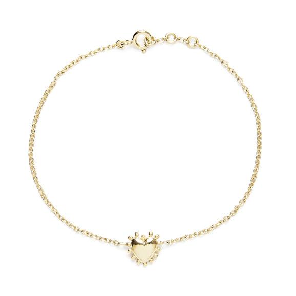 bracelet en vermeil Agnes de Verneuil AH2016