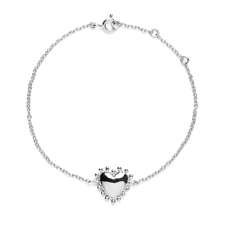 bracelet en argent Agnes de Verneuil AH2016