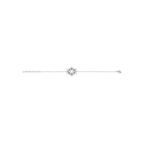 bracelet flocon agnes de Verneuil