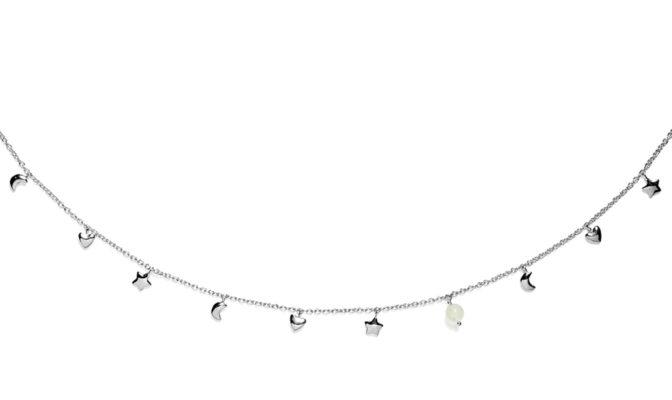collier amulettes argent agnes de verneuil