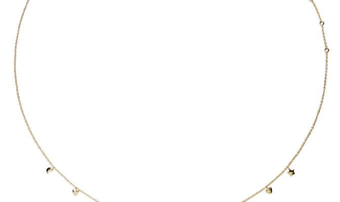 collier amulettes vermeil agnes de verneuil