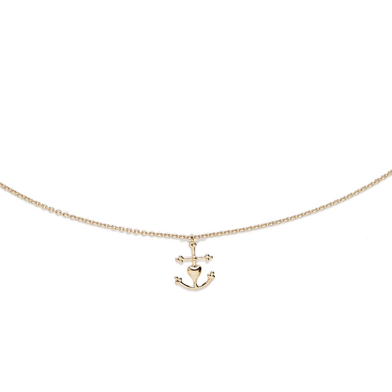 Collier Croix de Camargue Vermeil Agnes de Verneuil