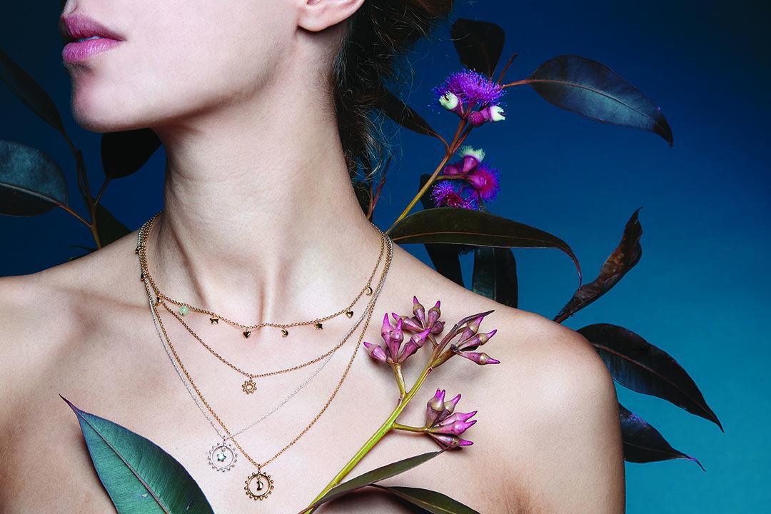 Bijoux Agnes de Verneuil Collection AH2017 Amulettes