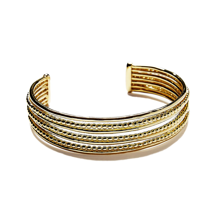 Bracelet Manchette Semainier DORE
