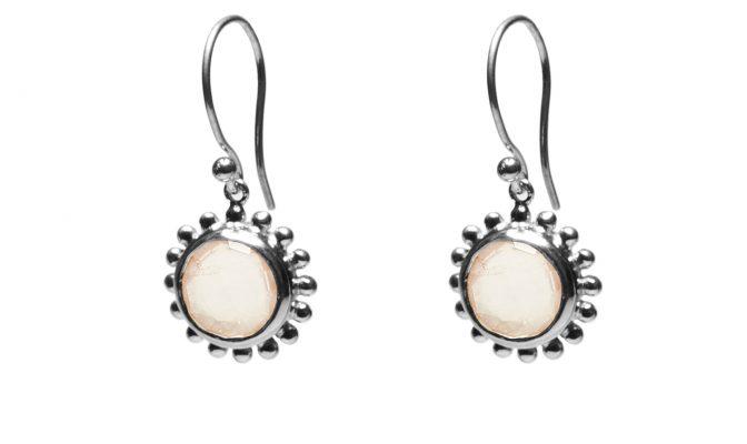 Boucles d'oreille pendentif Agnès de Verneuil