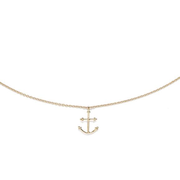 Collier Croix de Camargue - Bijoux Agnes de Verneuil aaef5ca43b4
