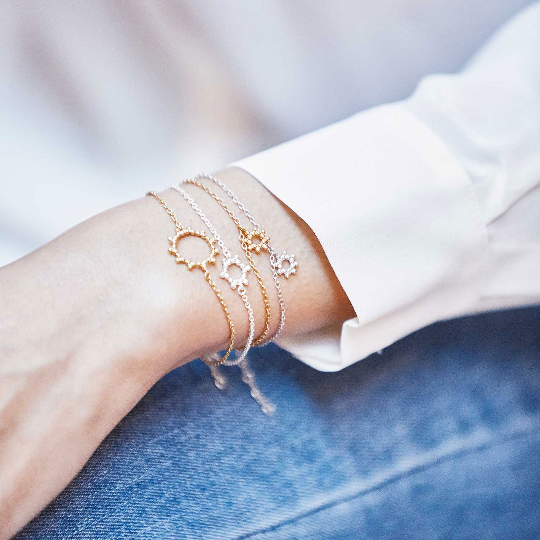 Bracelets soleils
