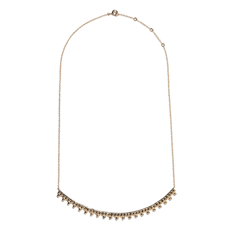 Collier Torque Soleil 3 Perles