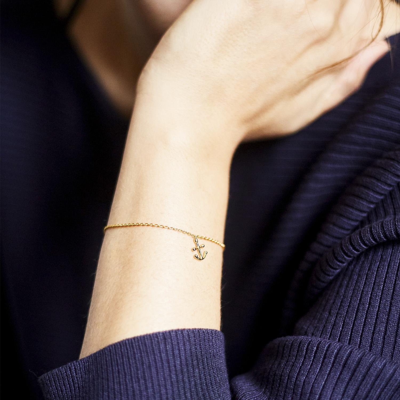 Bracelet Ancre Amarée