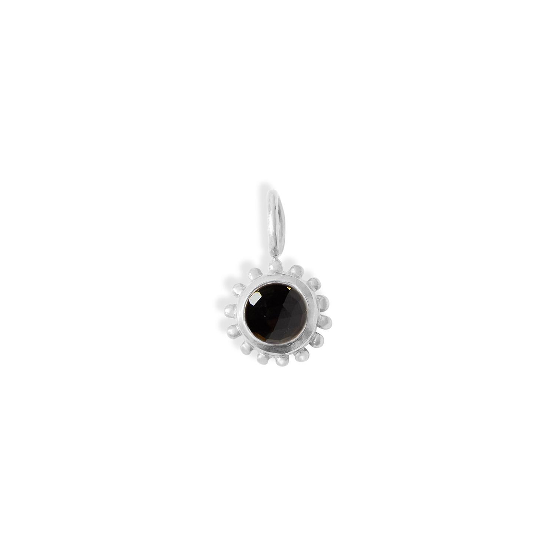 pendentif-soleil-Argent-Black-Onyx