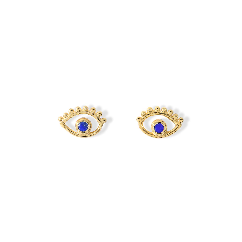 Puces-Ajna-Oeil-Vermeil-Lapis-Lazuli